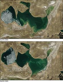 Аральское море - это... Что такое Аральское море?