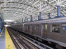 Как пользоваться метро в Нью-Йорке