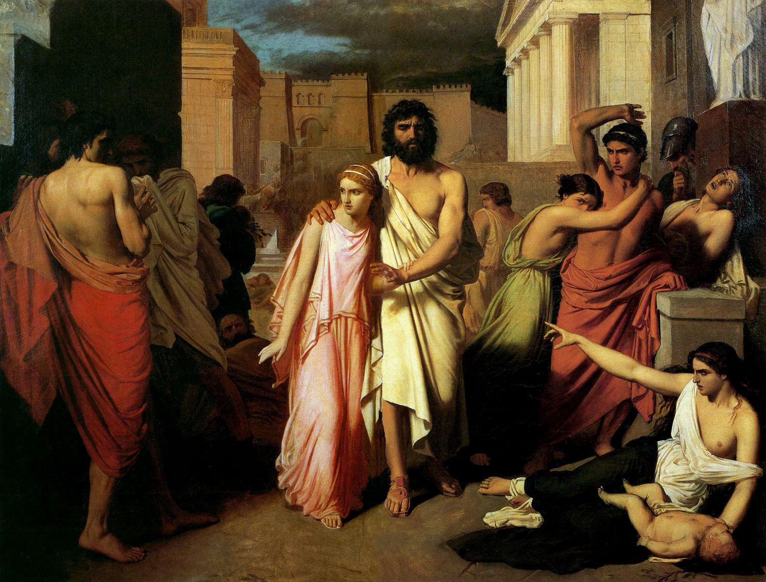 a look at the man of admirable feats oedipus in the tragedy oedipus the king Study guides get your head around tough topics at a-level with our teacher written guides learn more.